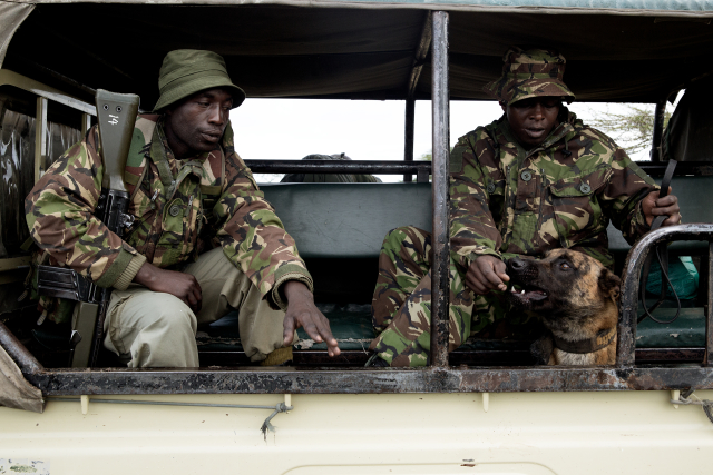 The KPR team focuses on wildlife protection but also assist local communities and police with human/wildlife conflicts.